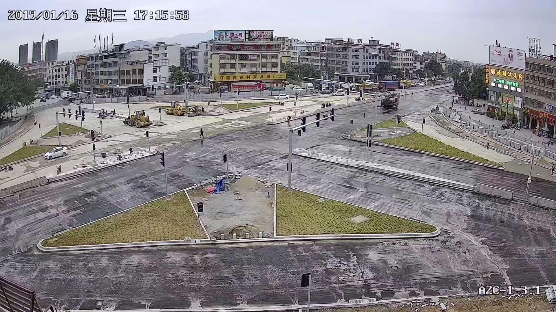 道路监控摄像头