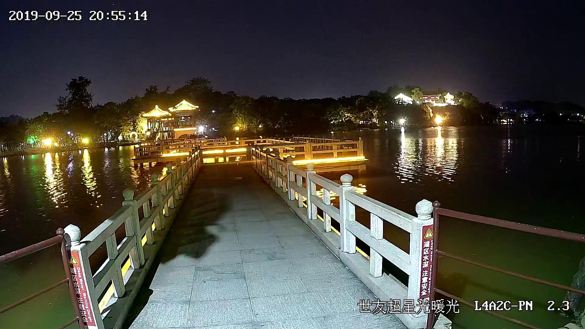 SY-L4A2C-PN 摄像机夜景效果