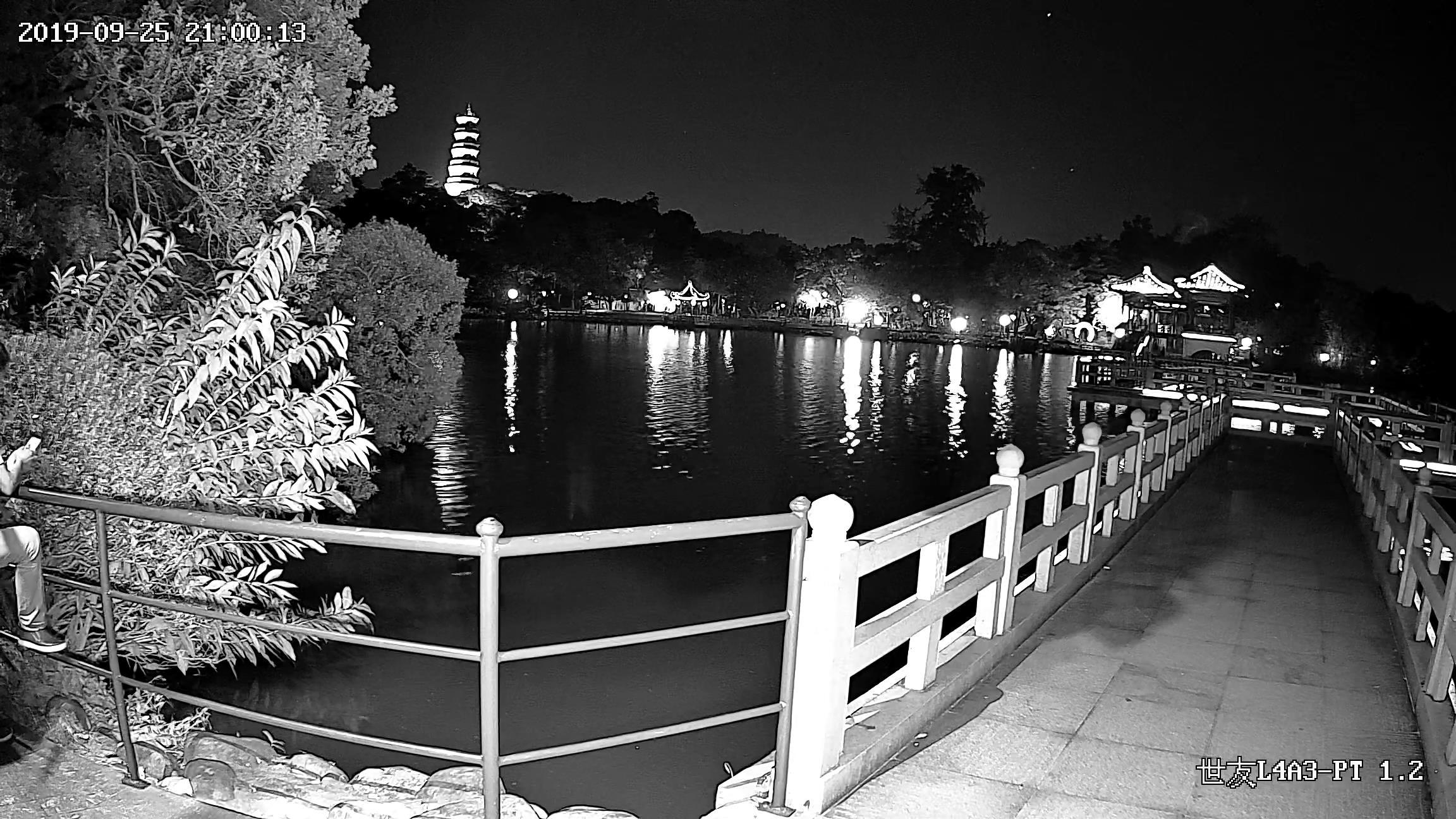 SY-L4A3-PT 夜视摄像机效果