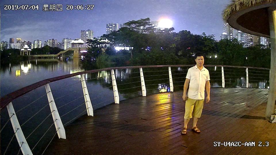 SY-U4A2C-N 日夜全彩摄像机