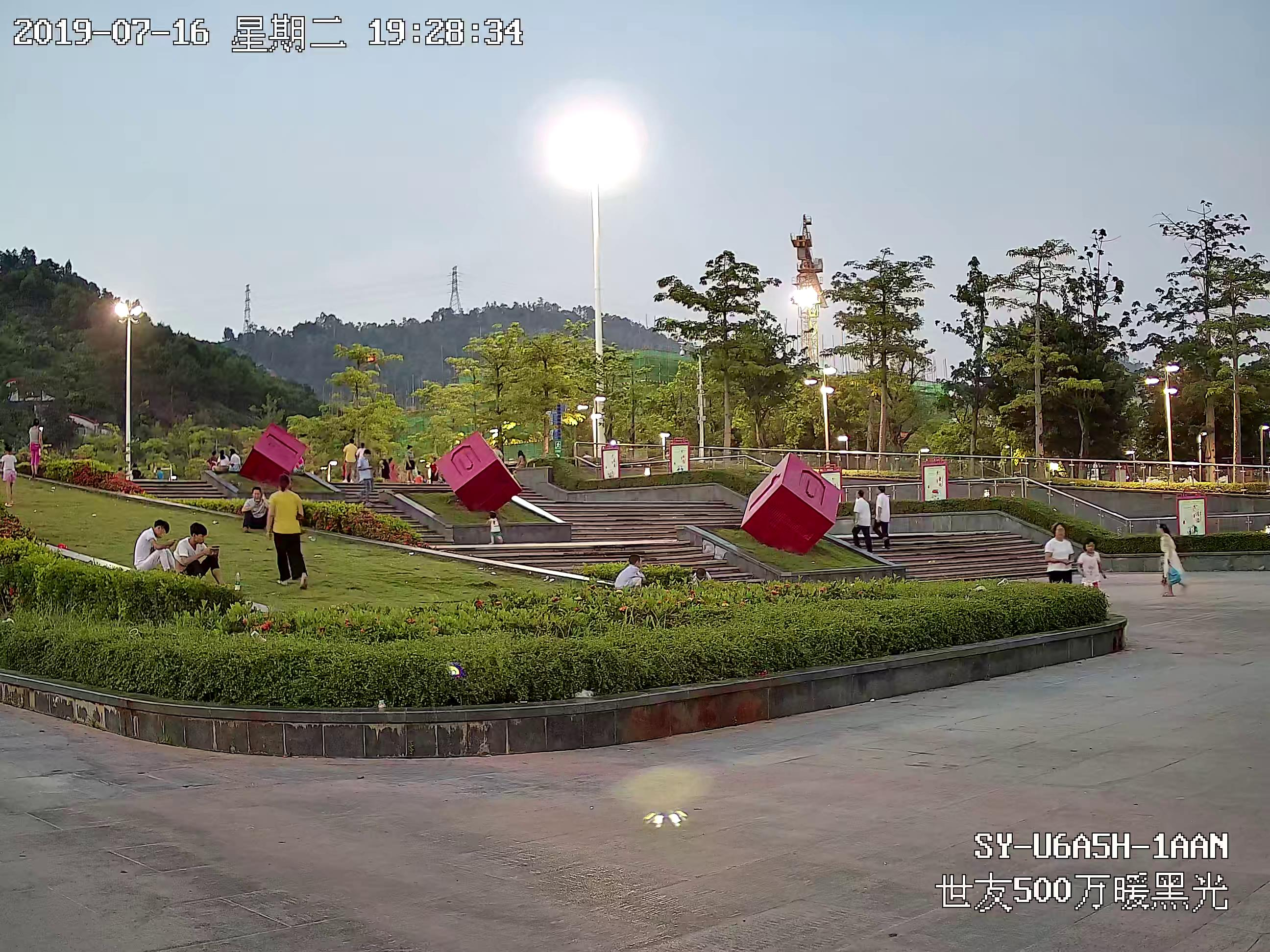 SY-U6A5H-1AAN日夜全彩效果摄像机